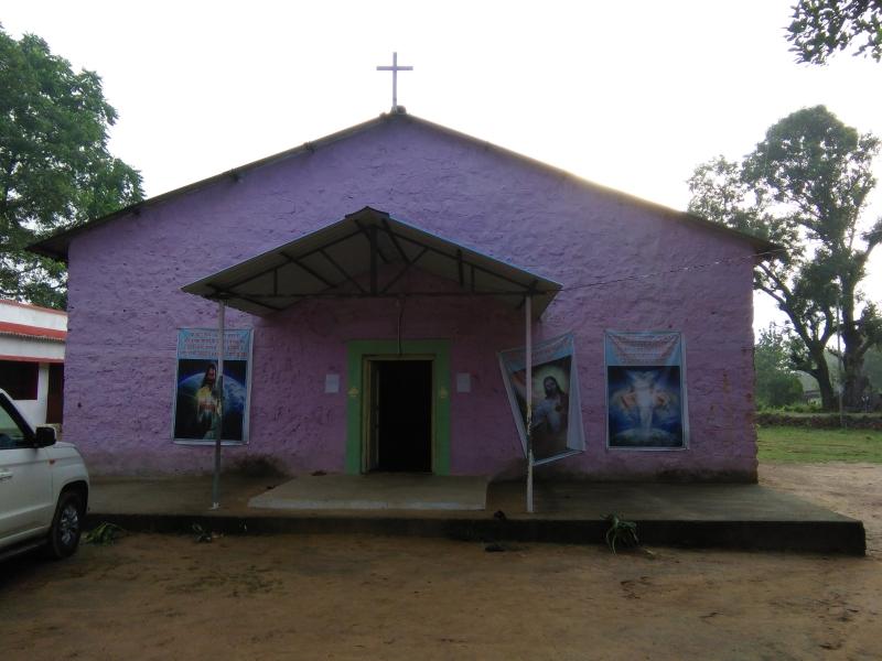 Mother of Sorrows Church, Mundagaon