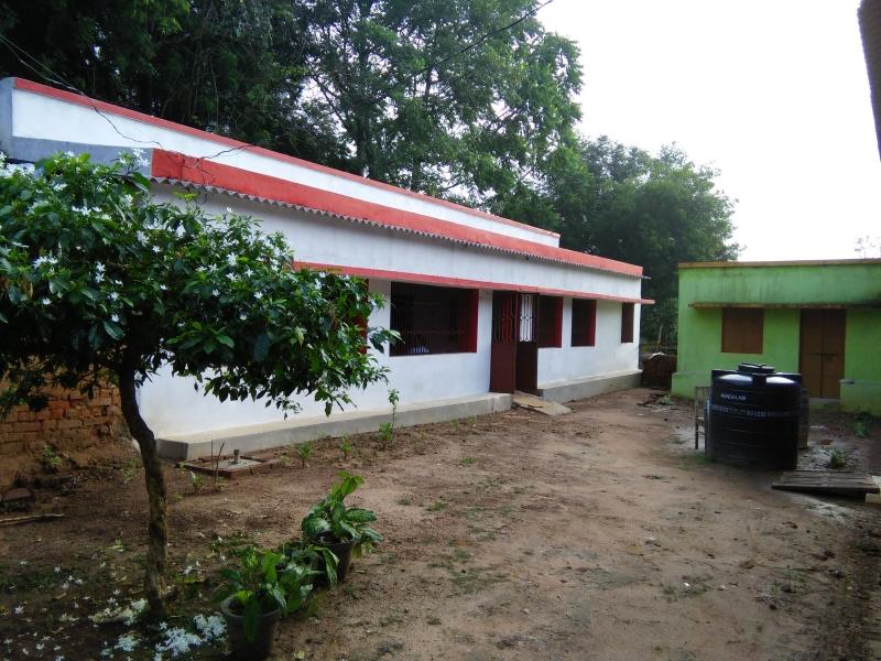 Mundagaon Priest House