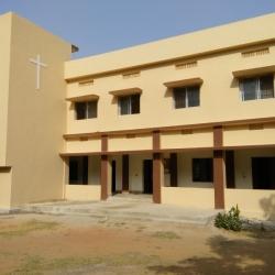 St. Xavier Church & Rectory, Latehar