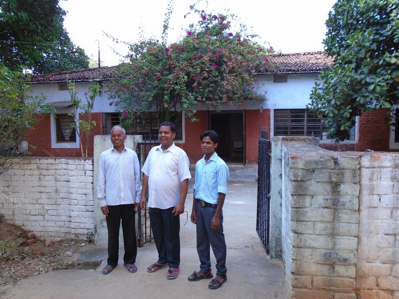 Older Residence for Priests, Latehar