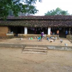 Boys' Hostel, Mundagaon