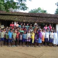 Hostel Children, Mundagaon
