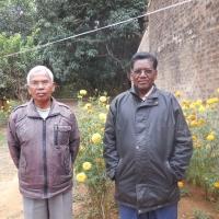 Priests at Sidrol Hostel