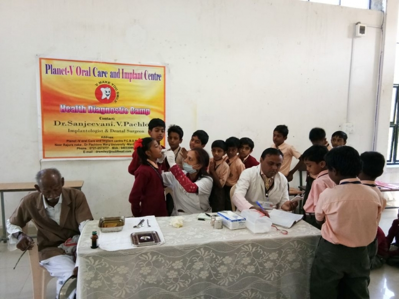 Free Medical Aid, Amravati