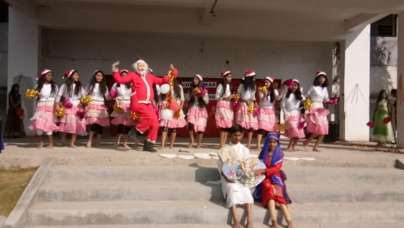 3 Amravati X-mas gathering