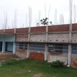 St Marys School under construction