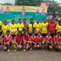 6 School tournament